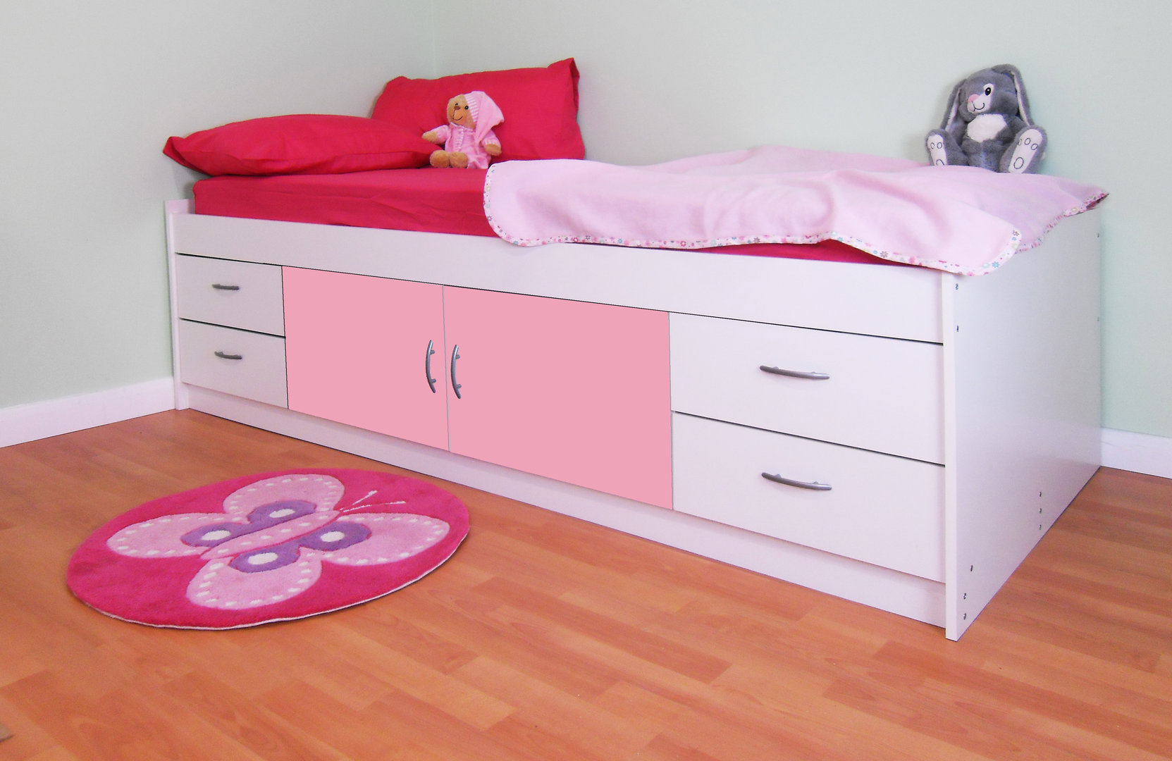Glaston Childrens Cabin Bed